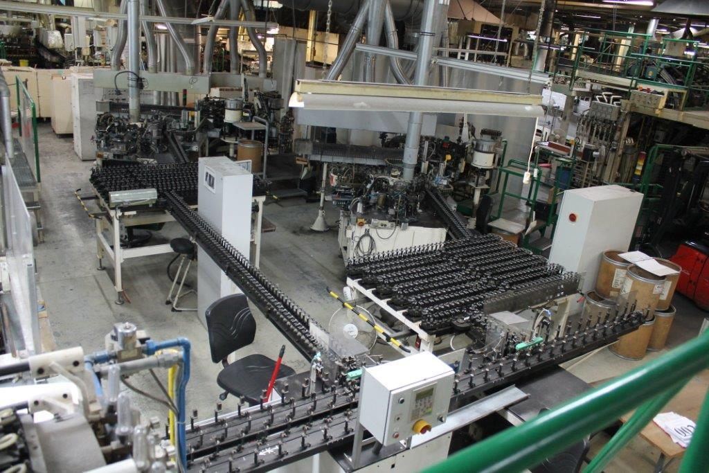 Sale of non-required Production lines and Machines from Narva Lichtquellen GmbH & Co. KG